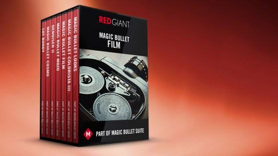 Red Giant Magic Bullet Film mac