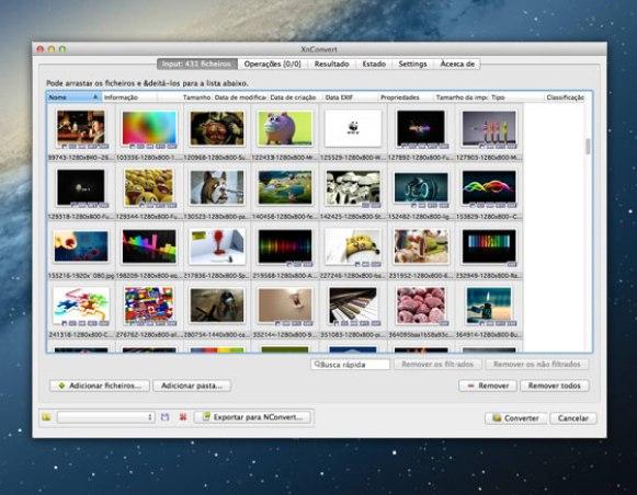 XnConvert mac
