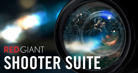 Red Giant Shooter Suite for mac