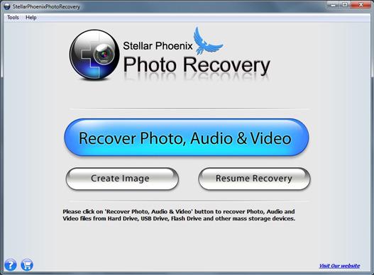 Stellar Phoenix Photo Recovery mac