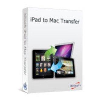 Xilisoft iPad to Mac Transfer mac