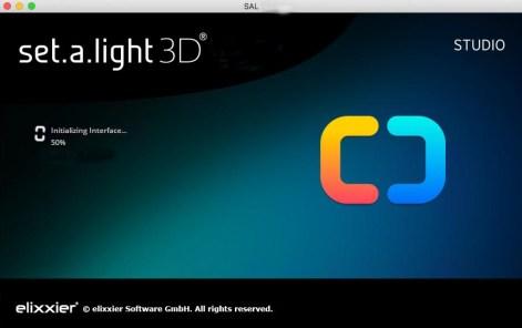 Set A Light 3D Studio mac