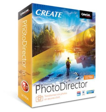 Cyberlink PhotoDirector Ultra mac