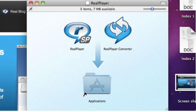 RealPlayer mac
