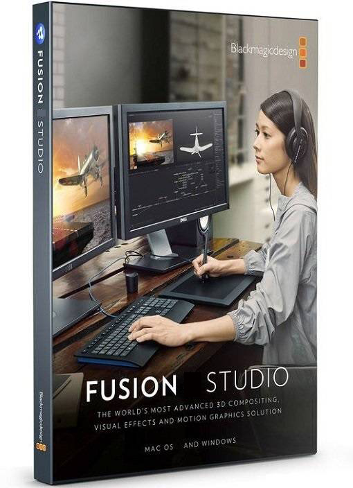 Blackmagic Design Fusion Studio 16 2 4 Build 9 Crack Free Download Mac Software Download