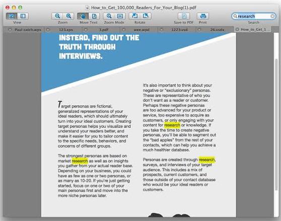 Cisdem Document Reader Mac