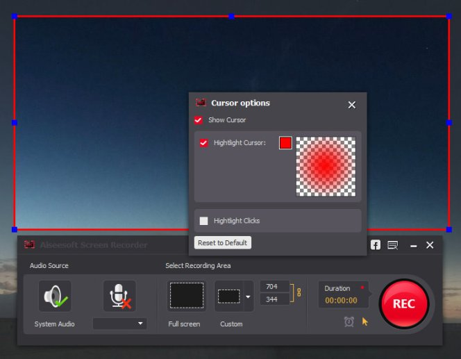 Aiseesoft Screen Recorder for Mac