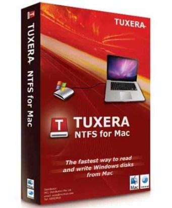 Tuxera NTFS