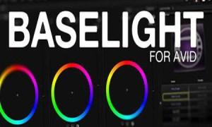 FilmLight Baselight for Avid