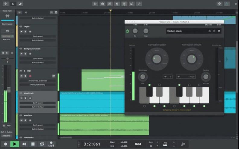 n-Track Studio Mac