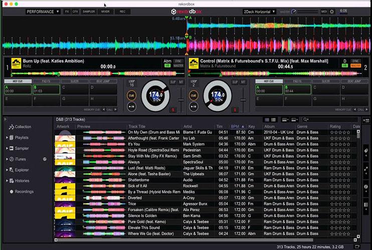 rekordbox Mac DJ