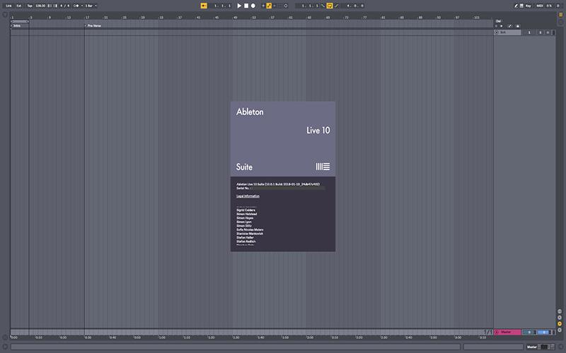 Ableton Live 10 Suite Mac
