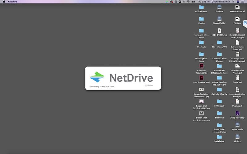 NetDrive macos