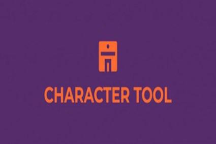 Character Tool Mac
