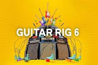 Guitar Rig 6 Mac