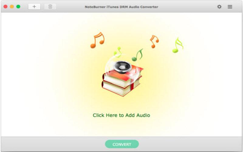 NoteBurner iTunes DRM Audio Converter free