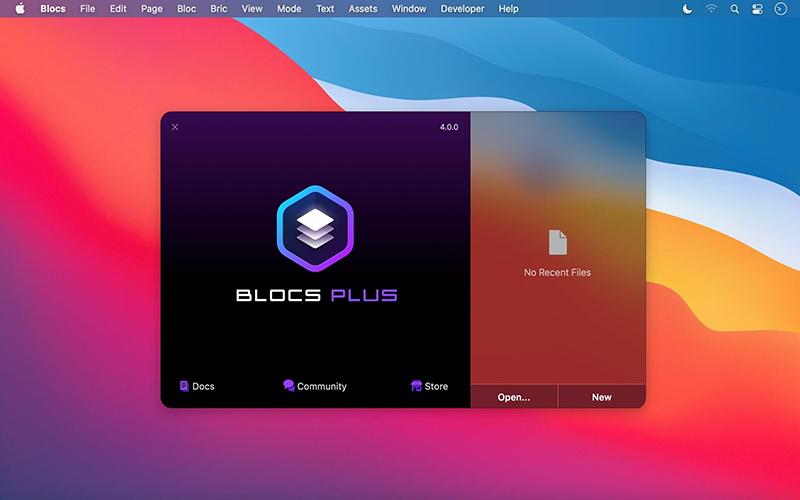 Blocs Mac
