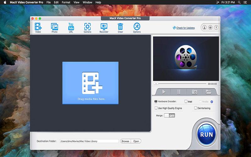 MacX Video Converter Pro for mac