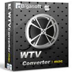 Bigasoft WTV Converter Mac