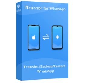 iTransor for WhatsApp Mac