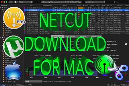 NetCut Mac