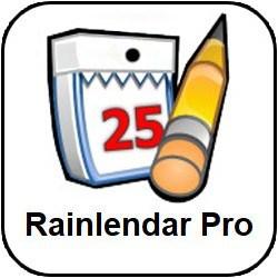 Rainlendar Pro