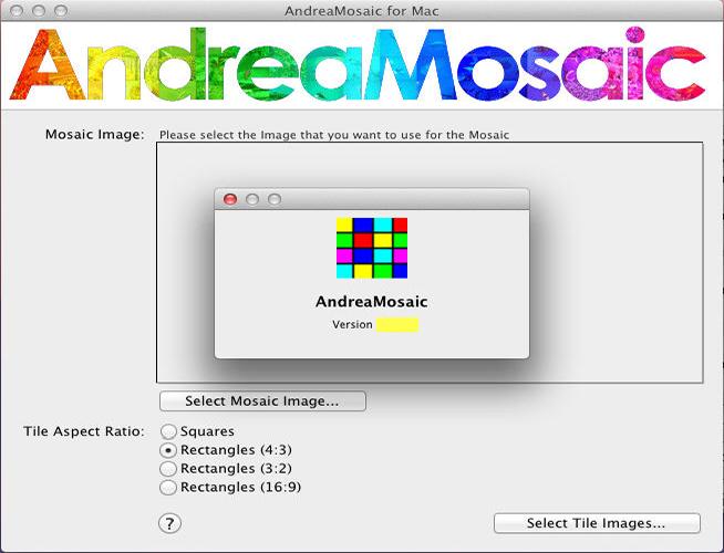 AndreaMosaic mac
