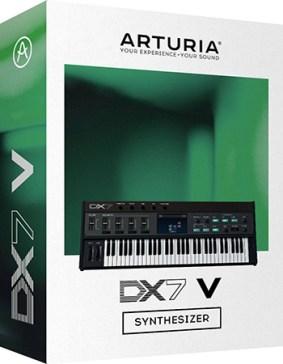 Arturia DX7