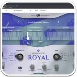 UJAM Virtual Bassist ROYAL Mac