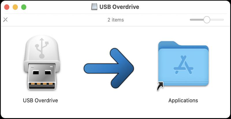 USB Overdrive