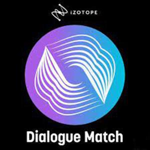 iZotope Dialogue Match