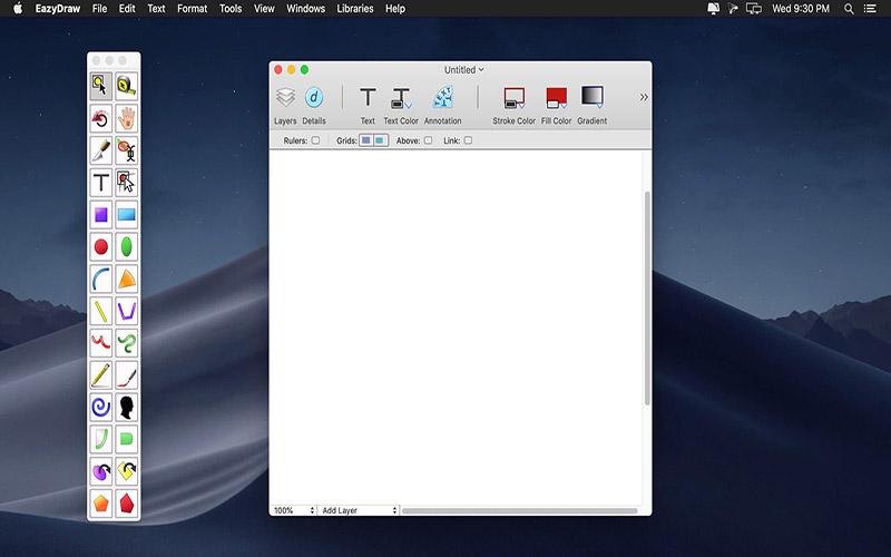 EazyDraw Mac