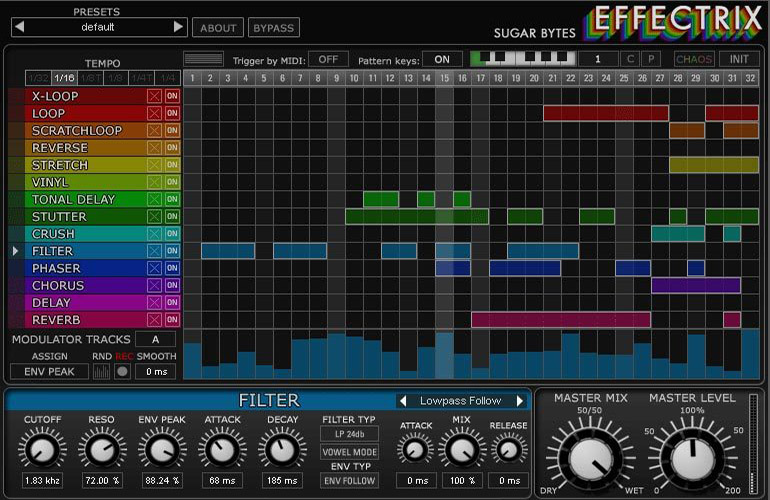 Effectrix Mac