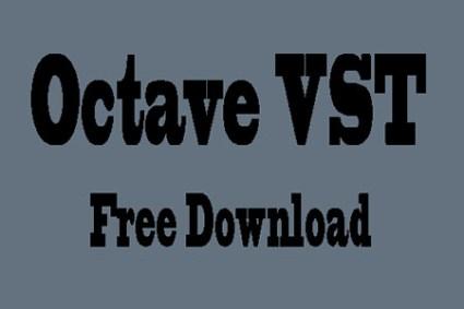 Octave VST Mac