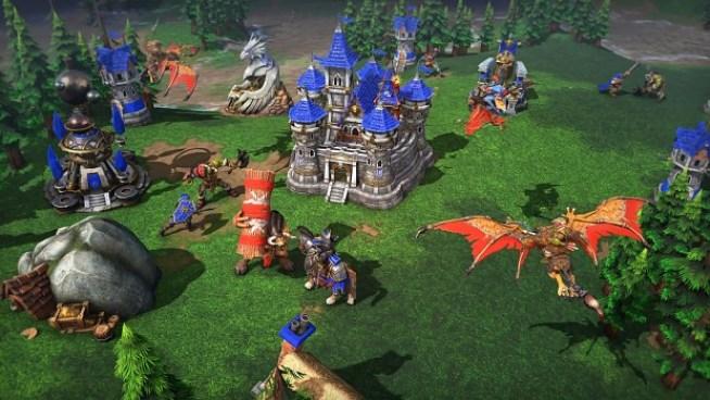 Warcraft III Mac