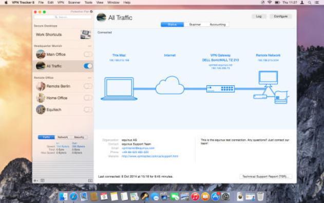 VPN Tracker 365 Mac
