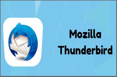 Thunderbird for Mac