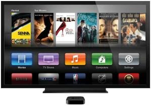 Apple TV Movies Music