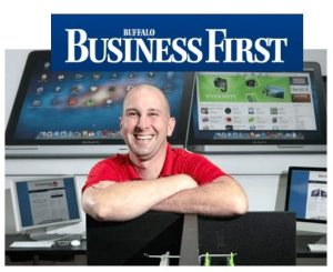 Garret Cleversley Business First Buffalo