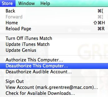 Authorize Mac