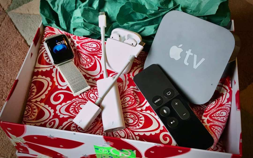 The Best Apple-Related Gifts for 2017