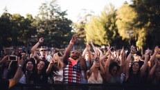 people concert