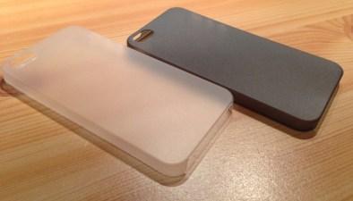 iGard Slim Case weiß/schwarz transparent
