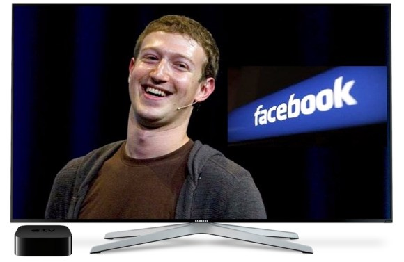 The Facebook Video App is Coming to an Apple TV Near You