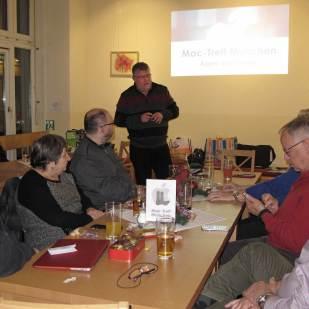 158. Treffen mit Rainer Lenhard und dem Quizspiel Kahoot