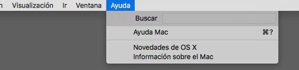 Utiliza la ayuda de Mac