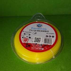 Bobine per ricambi decespugliatore – 4mm
