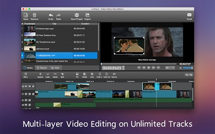 Edit Video and Audio Files Precisely