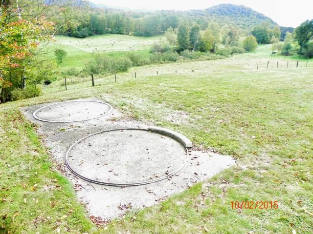 Underhill VT shot & hammer