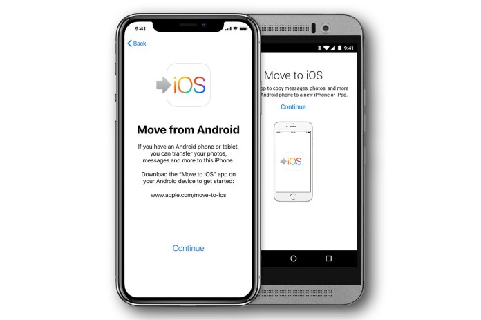 How To Switch From An Android Phone To Iphone Macworld